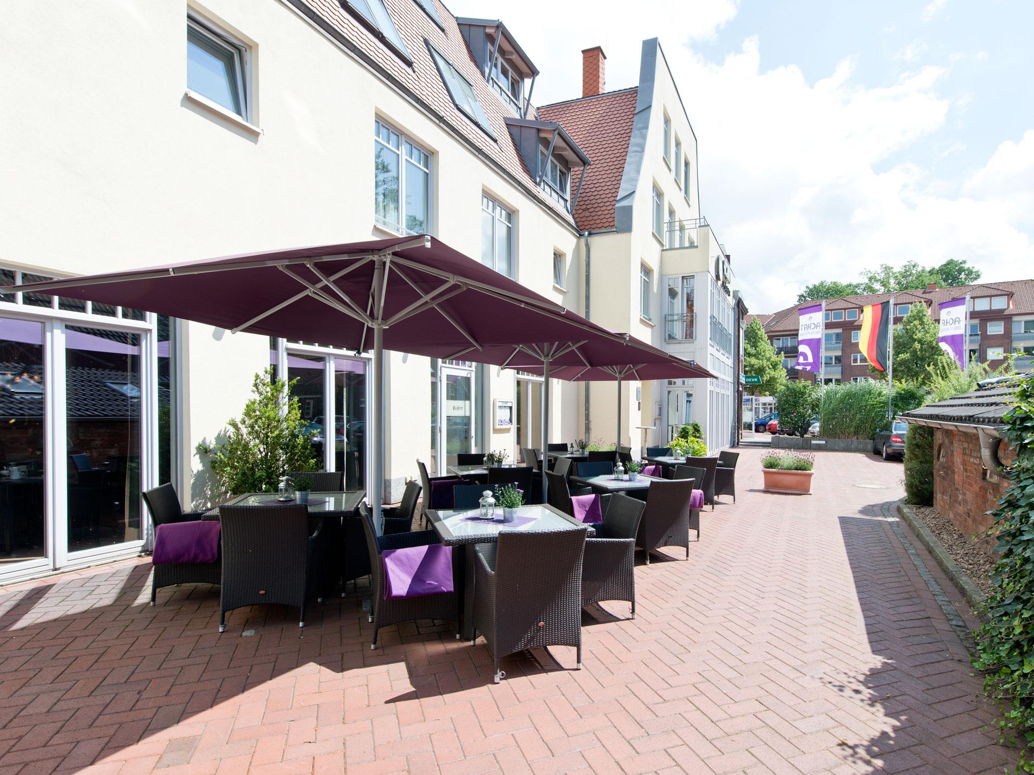 Restaurants - Regionalpark Rosengarten