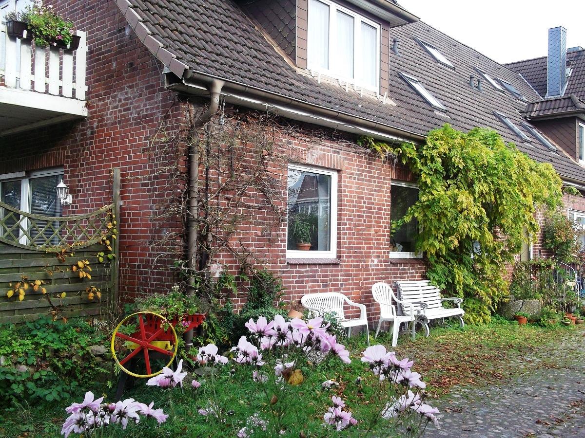 Auf dem Baedörps Hof stehen Ihnen 5 Ferienwohnungen in unterschiedlichen Größen zur Verfügung
