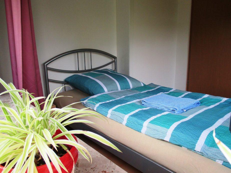Kleines Einzelzimmer im Erdgeschoss